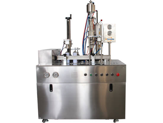 Aerosol Filling Machine - jrpacking