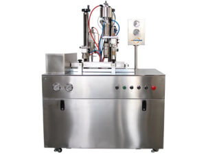 Small dose pharmaceutical aerosol filling machine 1600NT - jrpacking