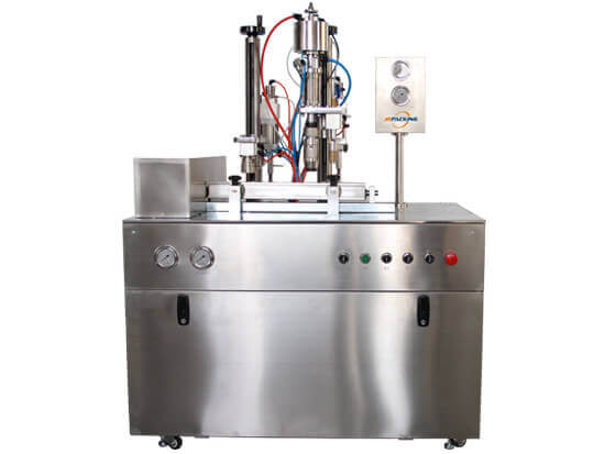 1600NT Aerosol machines for small dose - jrpacking