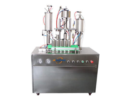 small aerosol machine 1600AT for small business - jrpacking