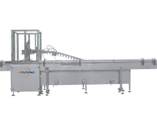 Automatic water bath machine for aerosol products - jrpacking