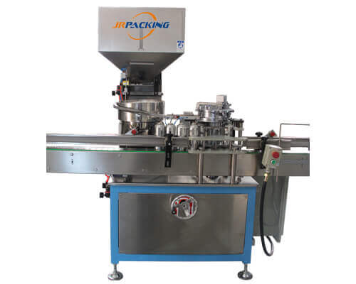 Automatic Nozzle Machine For Aerosol Filling Line - Jrpacking