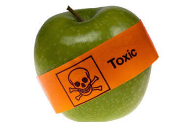 toxic component for aerosol air fresheners