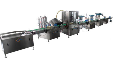 2800B aerosol filling machinery - jrpacking
