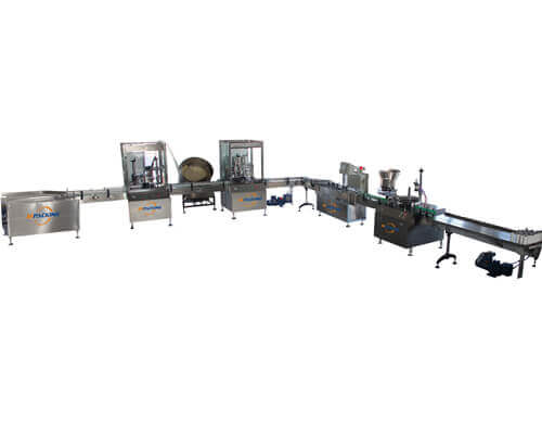 High quality perfume filling machine manufacturer - Jrpacking