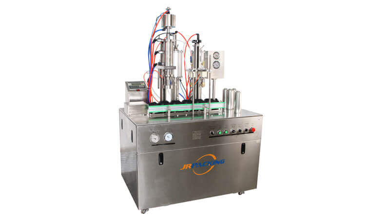 How To Select An Aerosol Filling Machine: Definitely Buying Guide