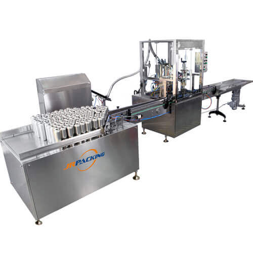aerosol filling machine for rust removing spray production - jrpacking