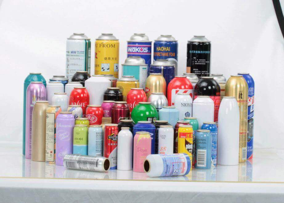 aerosol cosmectis products - jrpacking